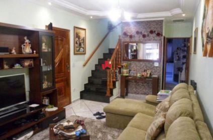 Sobrado Frontal para Venda - Vila Nhocune