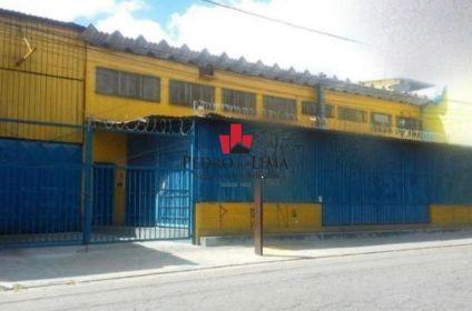 Galpão Industrial para Venda - Vila Nhocune